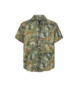Signal kort ærmet skjorte Jock Green Platan-20