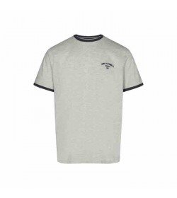 Signal t-shirt Aldo CP White melange-20