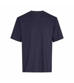 Signal t-shirt Eddy Duke blue melange-20