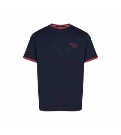 Signal t-shirt Aldo CP Duke blue-20