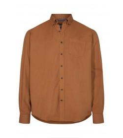 Signal skjorte Franne Twill Brown Toast-20