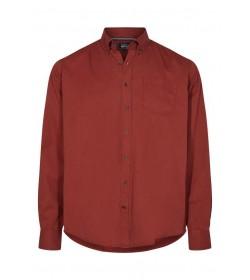 Signal skjorte Franne Twill Red Brick-20