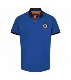 Signal polo Gaston CP strong blue melange-20