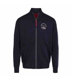 Signal cardigan Bolt zip sweat-20