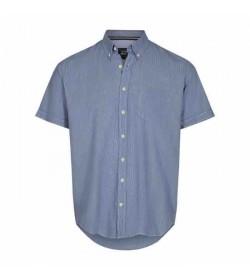 Signal kort ærmet skjorte JIMMY CP Island blue-20
