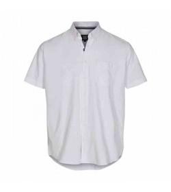 Signal kort ærmet skjorte JIMMY CP White-20