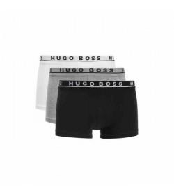 Hugo Boss 3-pack tights 50325403-487 sort/grå/hvid-20