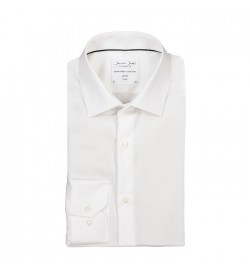 Seven Seas skjorte slim fit ss311 white-20