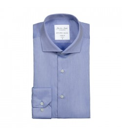 Seven Seas skjorte modern fit ss8 light blue-20