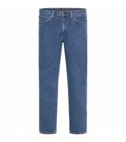 Lee jeans Brooklyn straight L45271KX Mid Stonewash-20