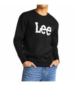 Lee sweatshirt L80XTJ01 Black-20