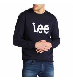 Lee sweatshirt L80XTJMA Navy-20