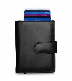 Figuretta mini wallet large black-20
