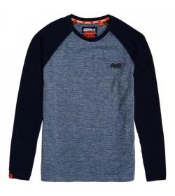 Superdry Langærmet T-Shirt-20