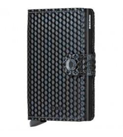 Secrid mini wallet cubic black black-20