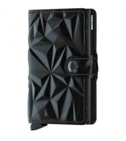 Secrid mini wallet prism black black-20