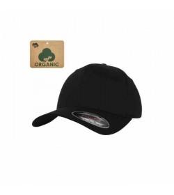 Flexfit cap 6277OC Black BCI-20