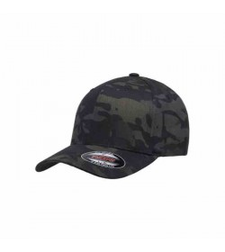 Flexfit cap Camo Black-20