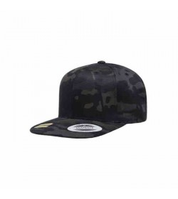 Flexfit snapback 6089MC Black Camo-20