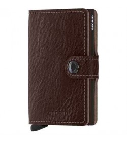 Secrid mini wallet Vegetable espresso-20