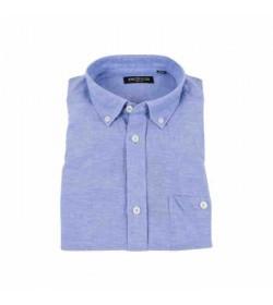 Pre End kort ærmet skjorte Frey Summer blue-20