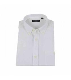 Pre End kort ærmet skjorte Frey white-20