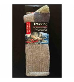 WOOL of Scandinavia trekking ragsokker-20