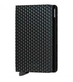 Secrid slim wallet cubic black-20