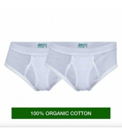 JBS 2-pack trusse 100% organic cotton-20