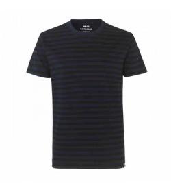 Mads Nørgaard t-shirt Thor midi navy/black-20