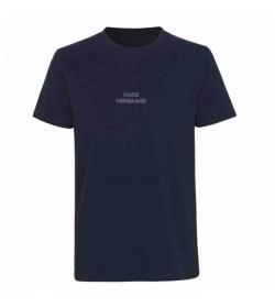 Mads Nørgaard t-shirt Thor Emb 101712 navy-20