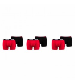 Puma 6-pack basic boxer black/red-20
