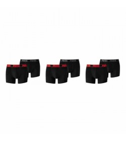 Puma 6-pack basic boxer active red/black-20