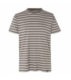 Mads Nørgaard t-shirt Thor midi Seneca Rock/Morel-20