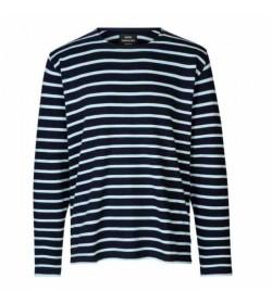 Mads Nørgaard langærmet t-shirt Picasso Tash long-20
