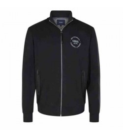 Signal cardigan Bolt zip sweat Black-20