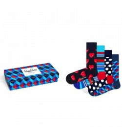 Happy socks 4-pack Nautical box-20
