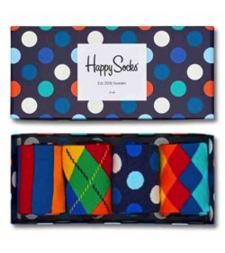 Happy socks 4-pack Mix Gift box-20