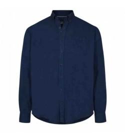Signal skjorte Franne Nordic blue-20