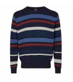 Signal strik Chano wool duke blue melange-20
