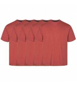 Signal 5-pak Eddy t-shirts Red Brick-20