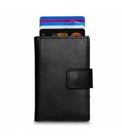 Figuretta mini wallet small black-20