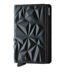 Secrid slim wallet prism black-20