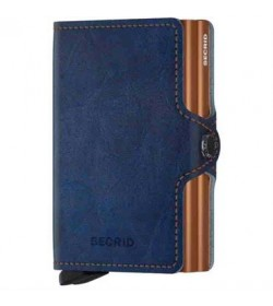 Secrid twin wallet indigo 5-20