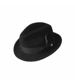 Headzone Baileys Tino Black felt hat-20