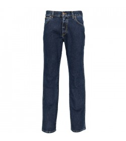 Wrangler Texas jeans u/stærk blueblack W12104001-20