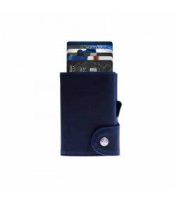 C-secure single wallet Naval Indigo-20