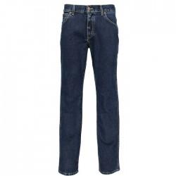 Wrangler Texas jeans u/stærk blueblack W12104001